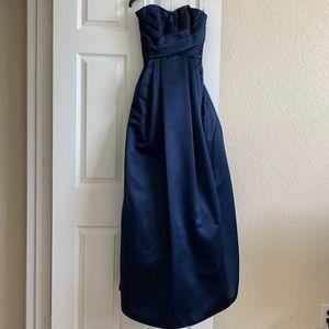 Navy Bridesmaid's Dress 💙👰🏻